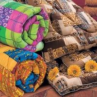 Одеяла с синтетическим наполнителем