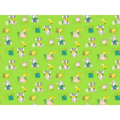 Братцы Кролики (зеленый)
