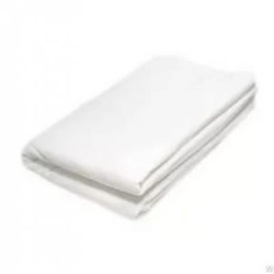 Простыня 140гр 1,5 спальная  белая ГОСТ